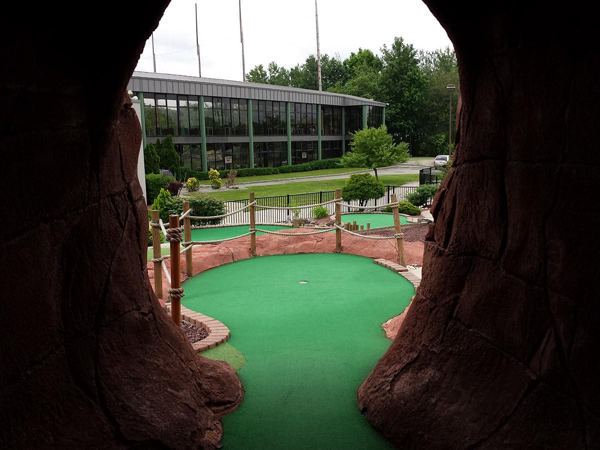 Miniature Golf Willowbrook Golf Center