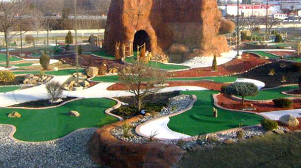 Miniature Golf In Myrtle Beach Coupon